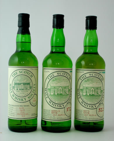 SMWS 14.4<BR /> SMWS 17.2<BR /> SMWS 52.3