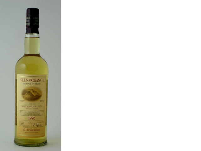 Glenmorangie Mount Everest-10 year old-1993