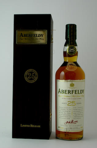 Aberfeldy-25 year old (2)
