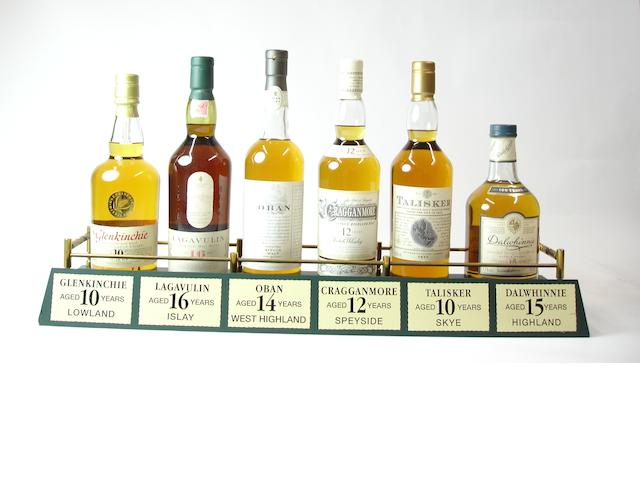 Classic Malt Collection comprising: (7)