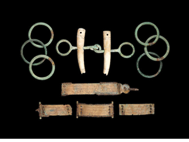 A European horse harness set 11