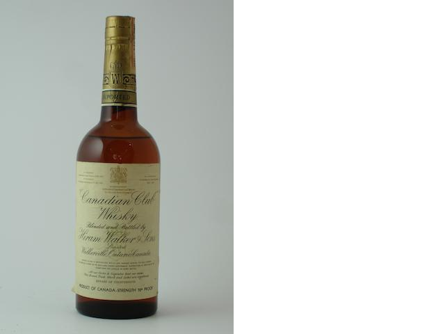 Canadian Club-Bottled 1949