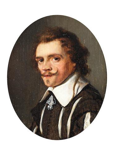 Dutch School, 17th Century Portrait of a gentleman, bust-length,