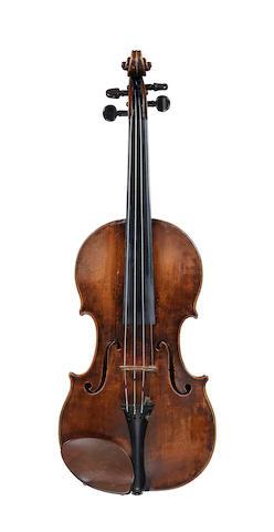 An Italian Violin by Giovanni Grancino, Milan circa 1690-1700 (2)