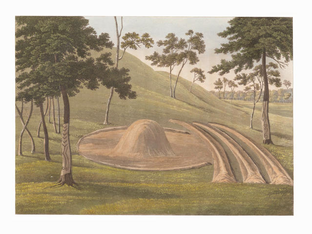 OXLEY (JOHN) Journals of Two Expeditions into the Interior of New South Wales, Undertaken by Order of the British Government in the Years 1817-18, FIRST EDITION, 1820