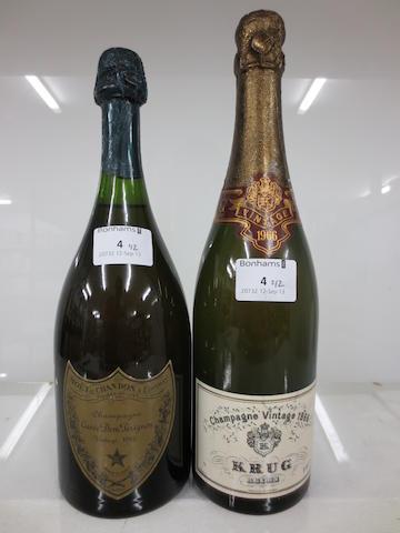 Krug 1966 (1)  Dom Pérignon 1966 (1)