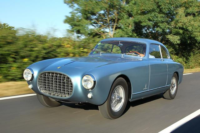 Mille Miglia eligible,1954 Ferrari Tipo 250 Europa Prototype  Chassis no. 0297EU Engine no. 0297EU