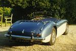 1962 Austin-Healey 3000 MkII  Chassis no. H-BT7-L/16109 Engine no. 29E-RU-H/2463