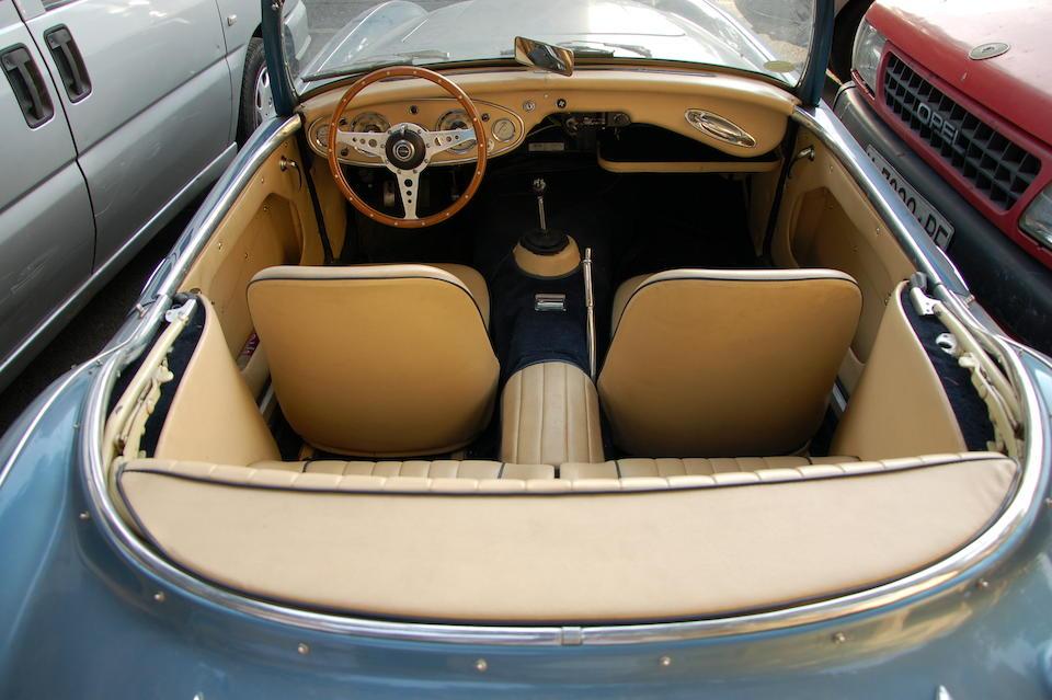 1962 Austin-Healey 3000 MkII  Chassis no. H-BT7-L/16109 Engine no. 29E-RU-H/2463