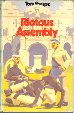 SHARPE (TOM) Riotous Assembly, 1971; and others (8)