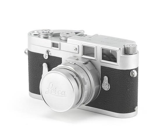 Leica M3, 1960,