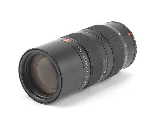 Leica Vario-Elmar-R f/4 80-200mm, 1997,