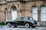 1953 Mercedes-Benz 300 Saloon  Chassis no. 300R186.0110 1707/53 Engine no. 186.9203501757