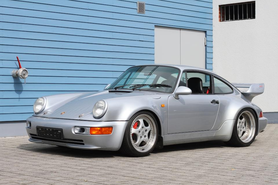 One owner from new,1994 Porsche 911 Type 964 Carrera RS 3.8-Litre Coupé  Chassis no. WPOZZZ967PS497129 Engine no. 62P85642