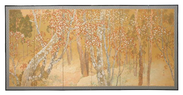 Kawakita Kaho (1875-1940) Taisho/Showa Period