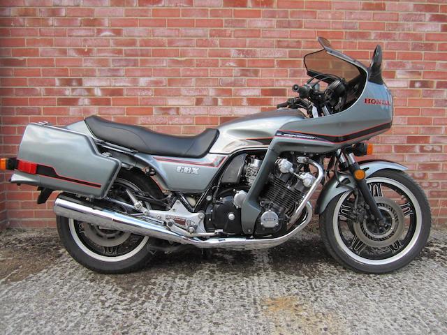 1981 Honda CBX1000 Frame no. SC062300571 Engine no. SC03E-2302845