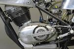 c.1956 NSU 247cc 'Sportmax' Replica Racing Motorcycle Engine no. 748666