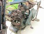 1939 Brough Superior 982cc SS80 Project Frame no. M8/1909 Engine no. BS/X 4774