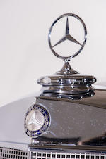 Delivered new to Hans Riegel,1954 Mercedes-Benz 300S Cabriolet A  Chassis no. 188.010-4500024 Engine no. 188.920-3500386