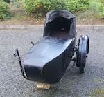 A pre-War Watsonian single seat sidecar, circa 1933