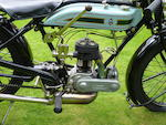 1927 Triumph 494cc Model N Frame no. 100578 Engine no. 245579