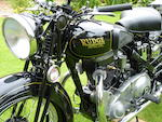 1936 Rudge 499cc Special Frame no. 58111 Engine no. S3089