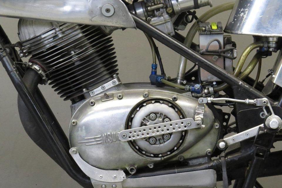 c.1956 NSU 247cc 'Sportmax' Replica Racing Motorcycle Engine no. 748666