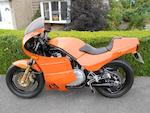 1980/1986 Harris Magnum II Laverda Mirage 1200 Frame no. HP754 Engine no. 2824