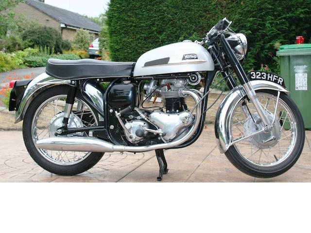 1964 Norton 500cc Dominator 88 Frame no. 4101816 Engine no. 122SS/107051/P