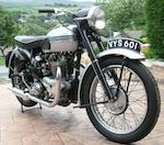1952 Triumph 500cc Tiger 100 Frame no. 32513 (see text) Engine no. T100C 32513 (see text)