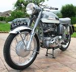 1961 Norton 600cc Dominator 99SS Frame no. 97413 Engine no. 97413