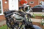 1925 Triumph 494cc Model P Frame no. 920622 Engine no. 216510