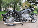 Powered by an R100/7 motor,1967 BMW 980cc R50/2 Frame no. 1810573 Engine no. 6170446
