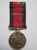 Natal Medal 1906,