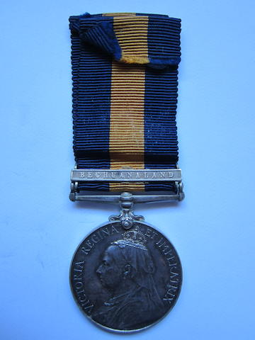 Cape of Good Hope General Service  1880-97,