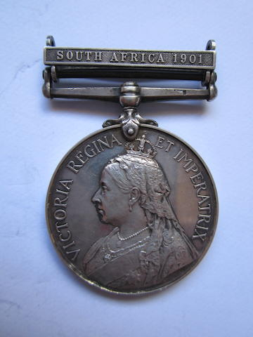 Queen's South Africa 1899-1902,