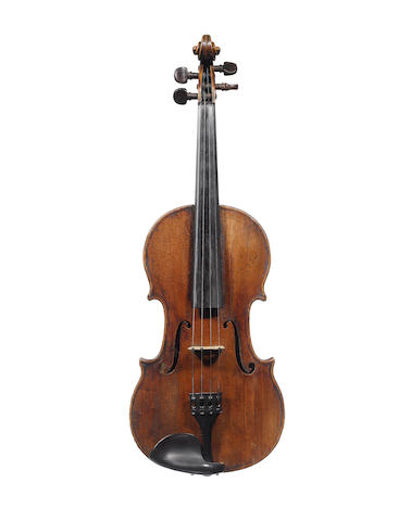 A Violin by Charles Thouvenel, Luneville, circa 1810 (3)
