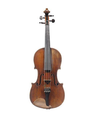 A French Violin probably by Francois-Louis Pique, Paris 1805 (2)
