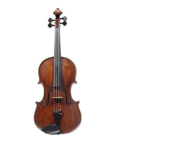 A Viola attributed to Romeo Antoniazzi, Cremona, 1916 (1)