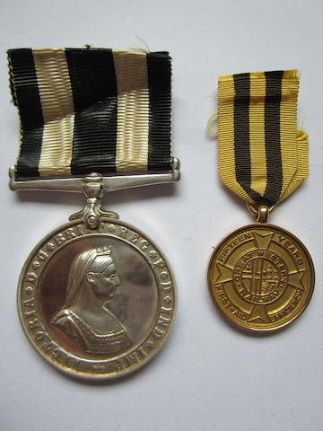 Service Medal for the Order of St.John,