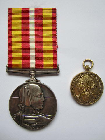 Voluntary Medical Service Medal,