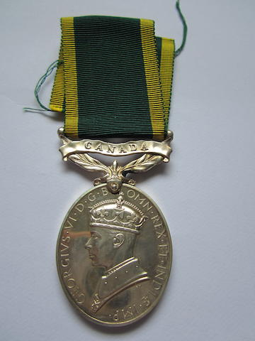 Efficency Medal,