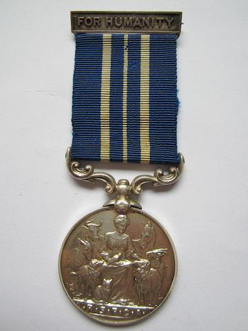 R.S.P.C.A. Life Saving Medal,