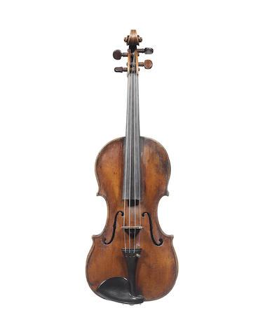 A Violin of the Venice School circa 1740 (5)