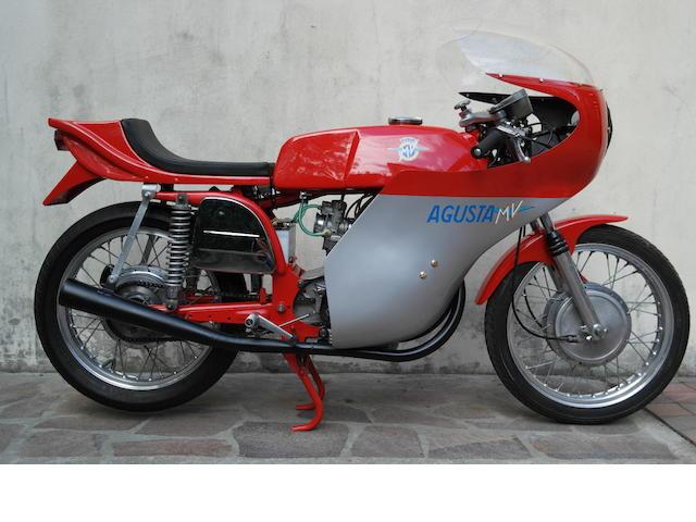 1973 MV Agusta 349cc Frame no. 21301549 Engine no. 21301648