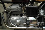 1955 Ariel 998cc Square Four MkII Frame no. PS387 Engine no. GL372