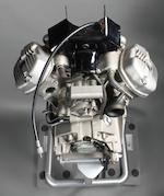 A Honda CX500 prototype sandcast engine,