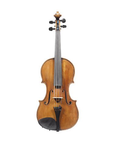 A Violin attributed to Leandro Bisiach, Milan, 1890 (1)