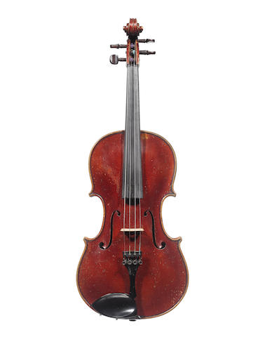 A Viola ascribed to Paolo de Barbieri, Genoa, 1920 (2)