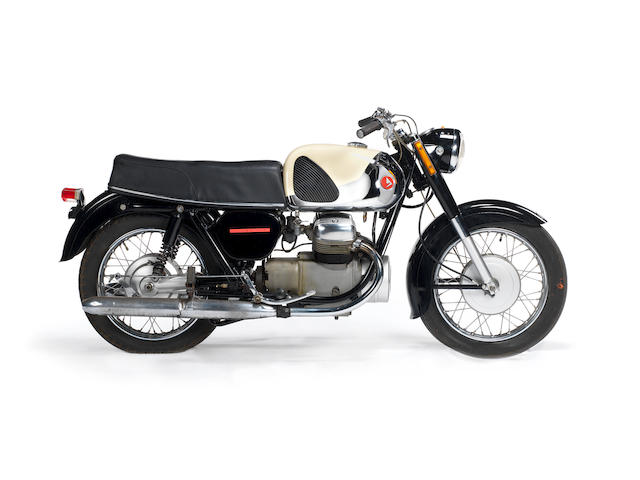 1961 Lilac 250cc LS-18 Improved Frame no. F1-617748 Engine no. E1-14808